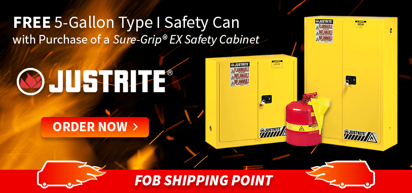 Sire-Grip Ex Safety Cabinet