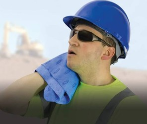EZ-Cool® Evaporative Cooling Towels